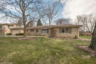 Wilmette Single Family Home New: 1130 Virginia Lane