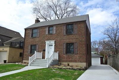 La Grange Single Family Home For Sale: 628 South Ashland Avenue
