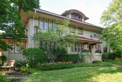 Oak Park Single Family Home For Sale: 703 North East Avenue