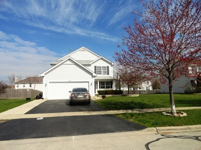 Romeoville Single Family Home For Sale: 548 Holloway Drive