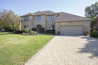 Naperville Single Family Home New: 3824 Parador Drive