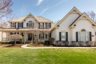 Libertyville Single Family Home New: 1616 Mulberry Drive