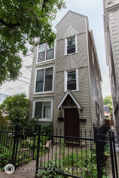 Roscoe Village Multi Family Home For Sale: 1815 West Henderson Street