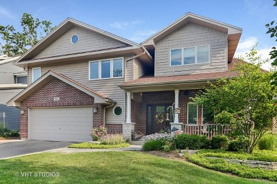 Downers Grove IL Single Family Home New: $650,000