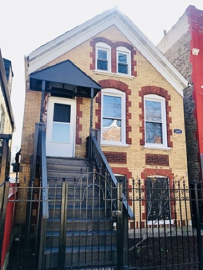 Multi Family Home Contingent: 2641 South Spaulding Avenue