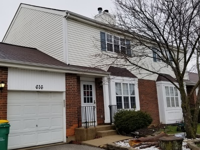 Romeoville Single Family Home New: 616 Sherwood Court