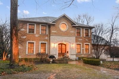 Arlington Single Family Home New: 600 East Lynden Lane