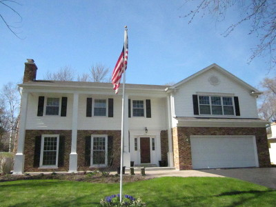 Winfield Single Family Home Contingent: 26w564 Jewell Road