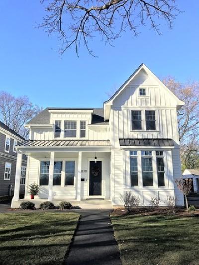 Arlington Single Family Home New: 830 North Dryden Avenue