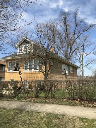 Lisle Single Family Home New: 1204 Burlington Avenue
