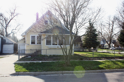 Elgin IL Single Family Home New: $109,900