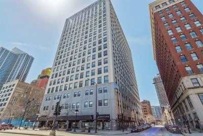 Condo/Townhouse For Sale: 910 South Michigan Avenue #1705