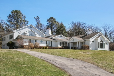Woodstock Single Family Home For Sale: 10018 Country Club Road