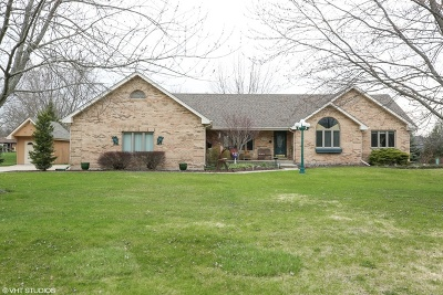Mokena Single Family Home New: 21738 Forest Court