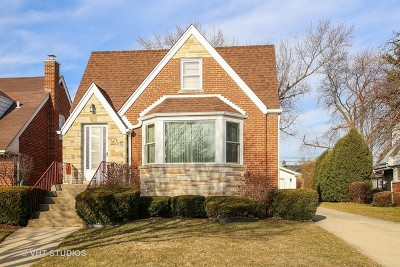 Mount Prospect Single Family Home For Sale: 316 South Pine Street