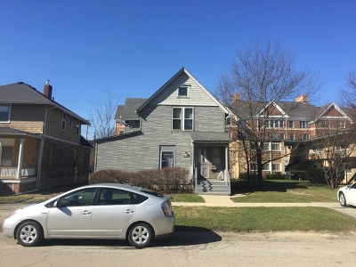 Highland Park Single Family Home For Sale: 1640 2nd Street