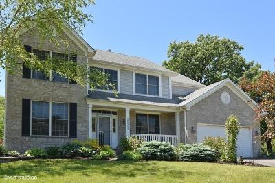 Hoffman Estates Single Family Home New: 5535 Mallard Lane