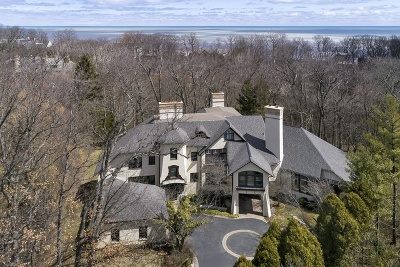 Highland Park Single Family Home For Sale: 111 Cary Avenue