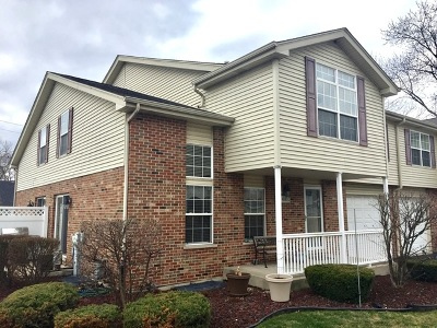 Oak Forest Condo/Townhouse New: 4840 156th Street #C