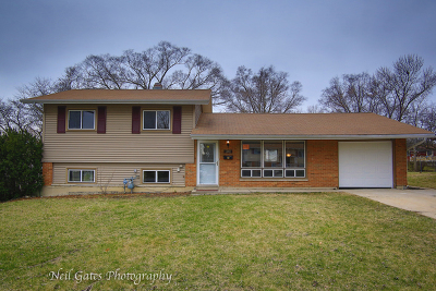 Hoffman Estates Single Family Home New: 1680 Highland Boulevard