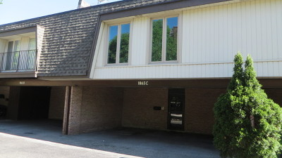 Glenview Condo/Townhouse New: 1865 Tanglewood Drive #C