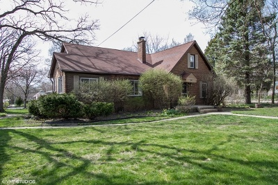 Oak Forest Single Family Home For Sale: 15140 Kilpatrick Avenue