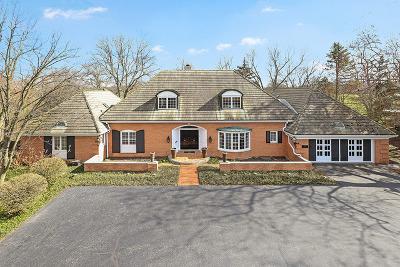 Flossmoor Single Family Home For Sale: 2312 Golfview Lane
