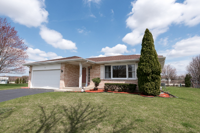Bolingbrook Single Family Home New: 10 Ashcroft Court
