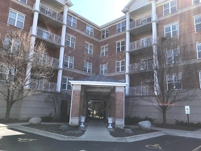 Northbrook Condo/Townhouse New: 101 Pointe Drive #105