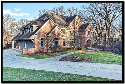 St. Charles Single Family Home For Sale: 3102 Greenwood Lane
