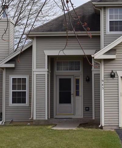 Round Lake Single Family Home New: 943 School Court