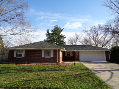 Aurora Single Family Home New: 2220 Mayflower Drive