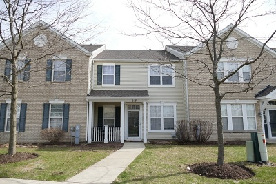 Oswego Condo/Townhouse New: 267 Springbrook Trail South