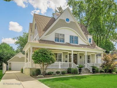 Clarendon Hills Single Family Home For Sale: 107 Tuttle Avenue
