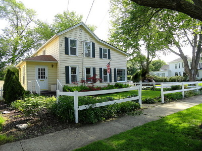 Batavia Single Family Home New: 346 McKee Street
