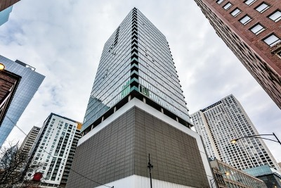 Streeterville, Gold Coast Galleria Condo/Townhouse For Sale: 550 North Saint Clair Street #1408