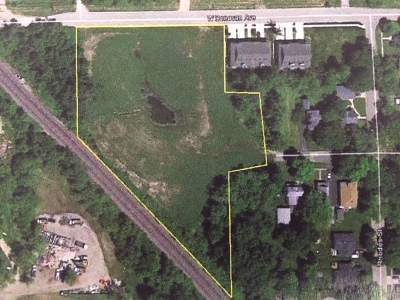 Woodstock Residential Lots & Land For Sale: 727 West Donovan Avenue
