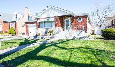 Evergreen Park Single Family Home For Sale: 9441 South Millard Avenue