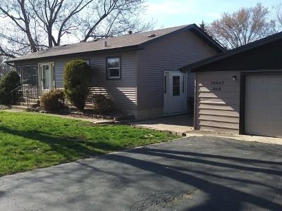 Oak Forest Single Family Home New: 15947 Oak Avenue