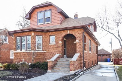 Mount Prospect Single Family Home Contingent: 14 South Louis Street