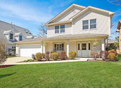Glenview Single Family Home For Sale: 4716 Linden Avenue