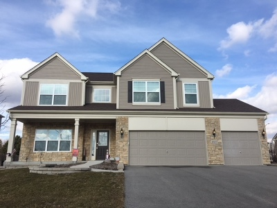 Bolingbrook Single Family Home For Sale: 1882 Great Plains Way