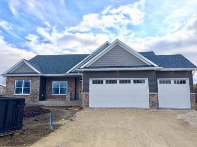 Sycamore Single Family Home For Sale: Lot 263 Davis Drive