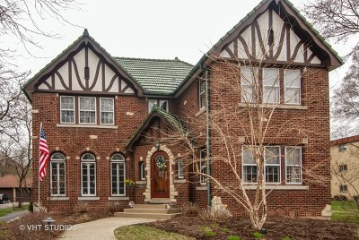 North Riverside Single Family Home Price Change: 2910 Lincoln Avenue