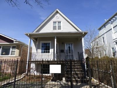 Single Family Home For Sale: 3020 North Francisco Avenue
