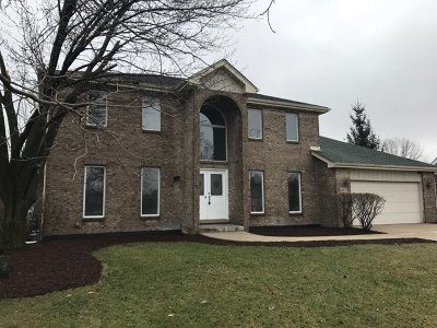 Orland Park IL Single Family Home For Sale: $389,900