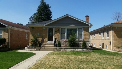 Chicago IL Single Family Home New: $387,900