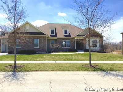 Elgin Single Family Home For Sale: 3605 Wetlands Drive