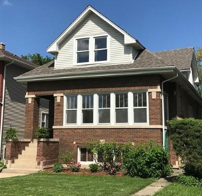 Oak Park Single Family Home For Sale: 1226 North Lombard Avenue