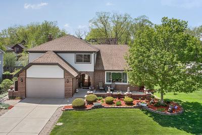 Darien Single Family Home For Sale: 8516 Creekside Lane
